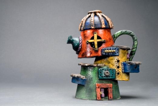 House Teapot, 2008